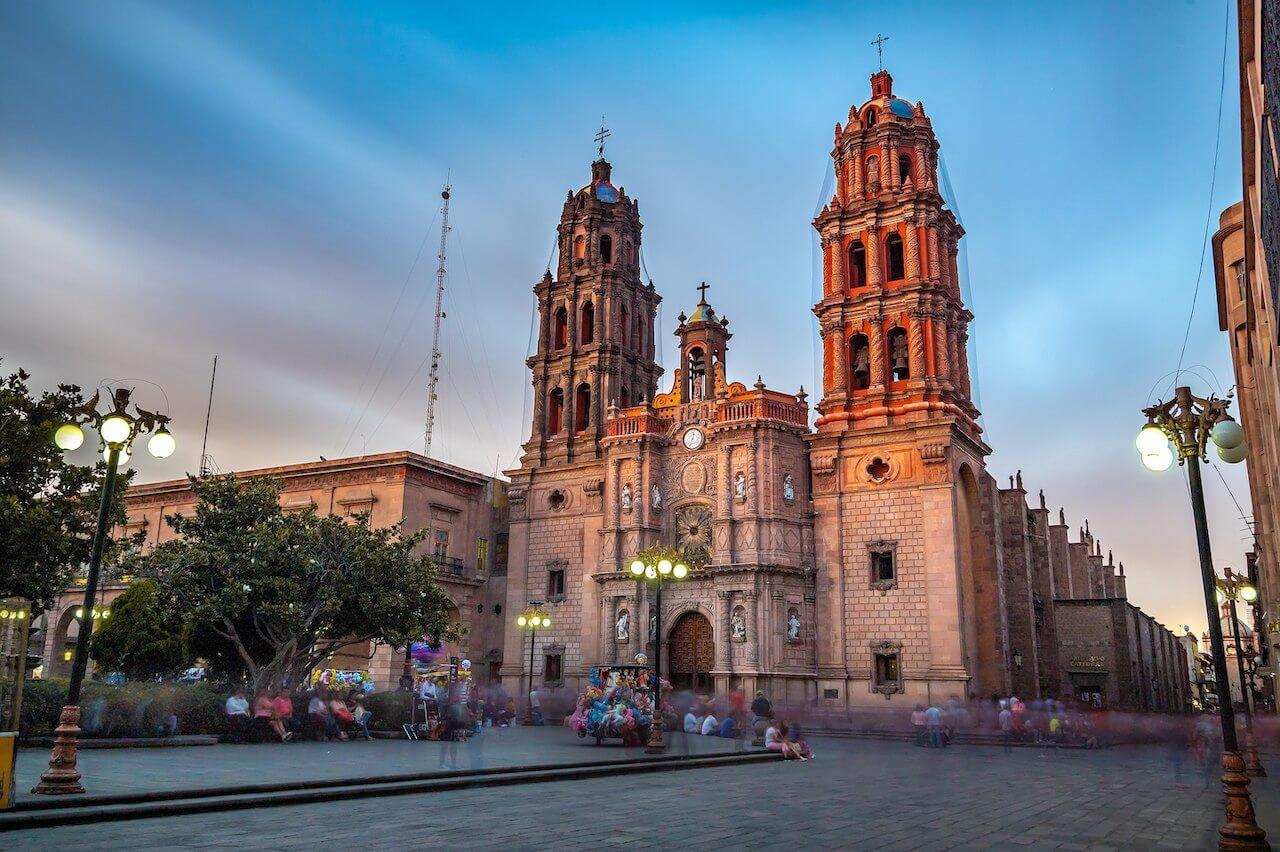 Universidades y carreras en San Luis Potosí